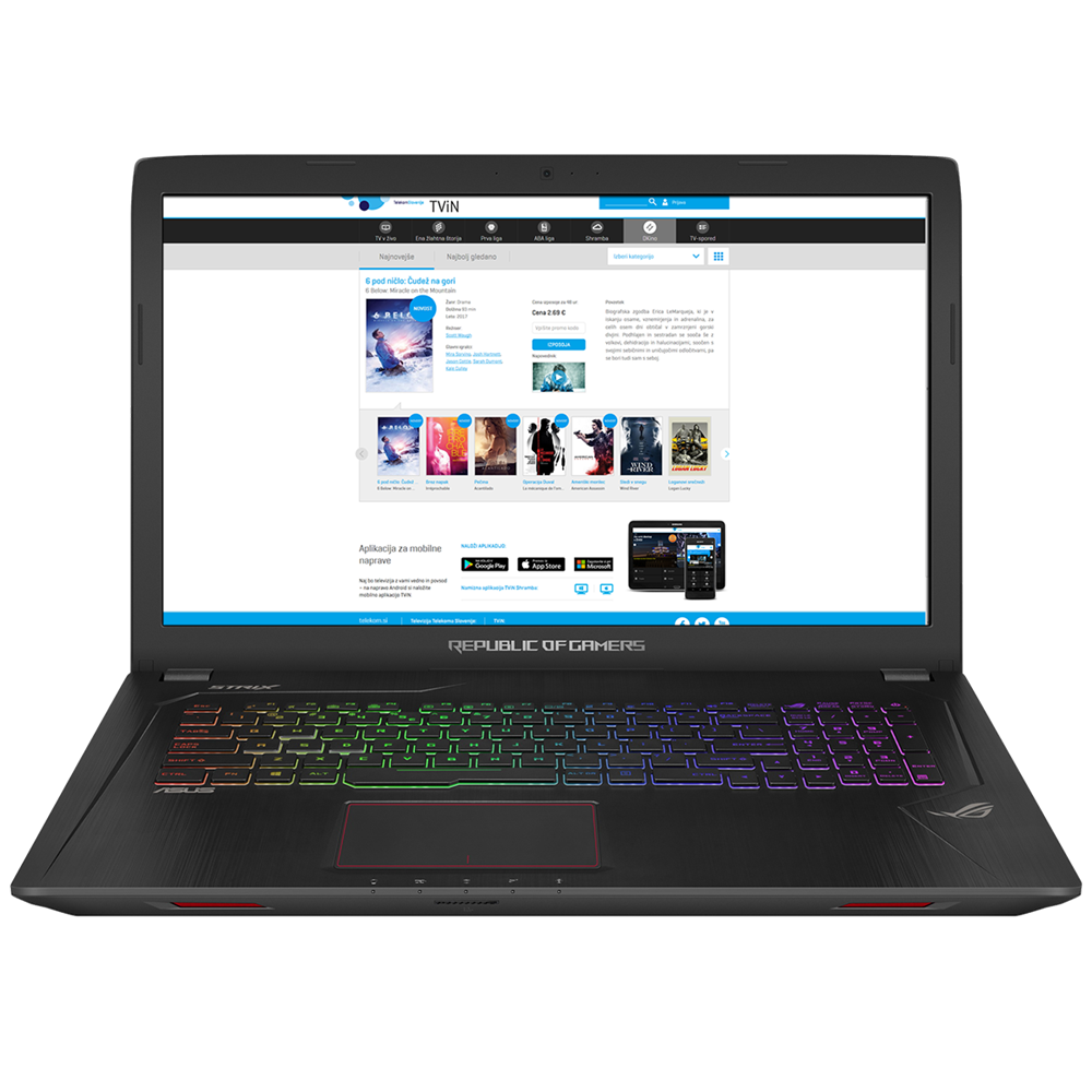 Asus ROG GL753VE-GC186