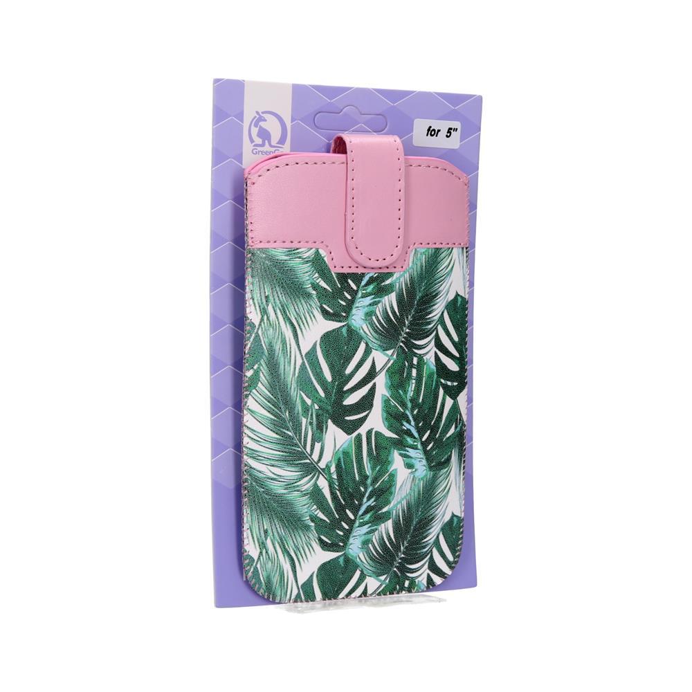 GREENGO Univerzalna torbica Slim Up Plant