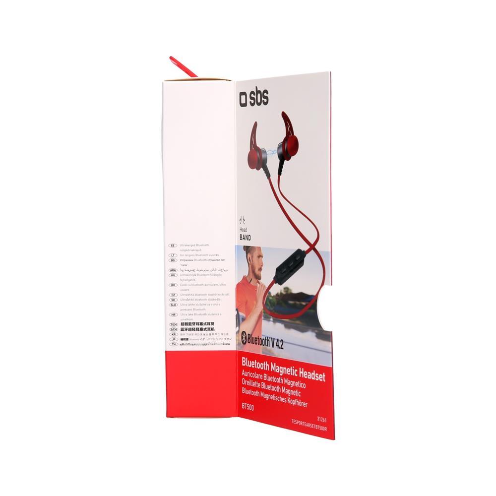 SBS Bluetooth slušalke (TESPORTEARSETBT500R)