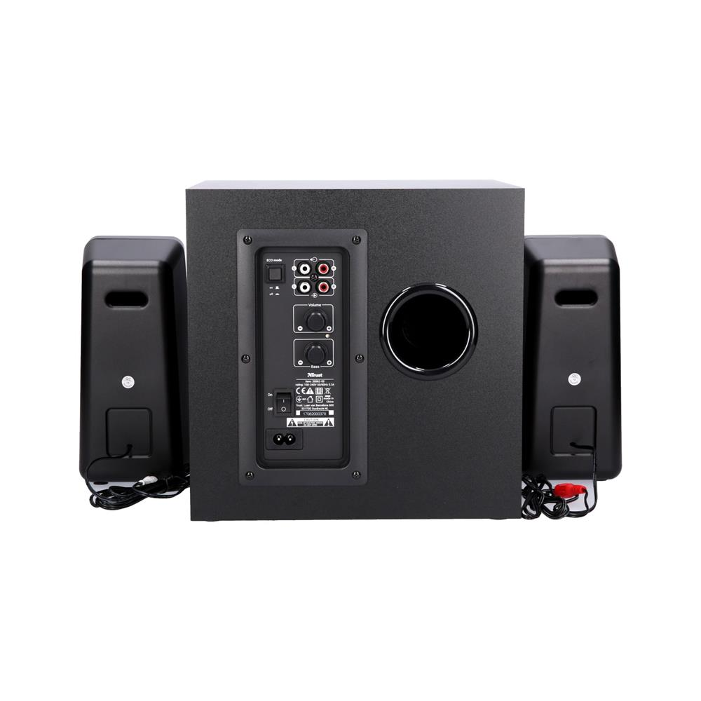 Trust Osvetljeni zvočniki GXT 628