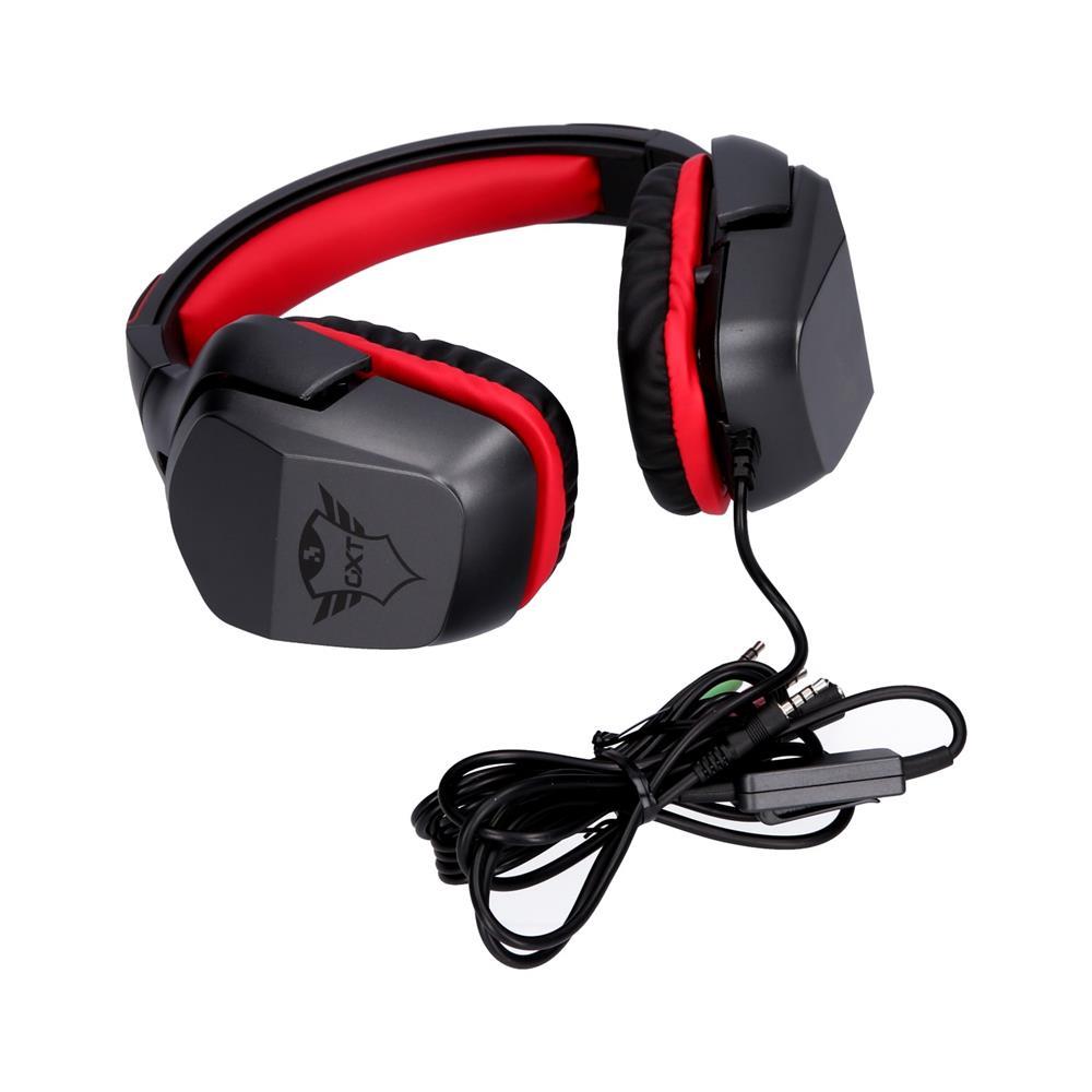 Trust Gaming slušalke GXT 344