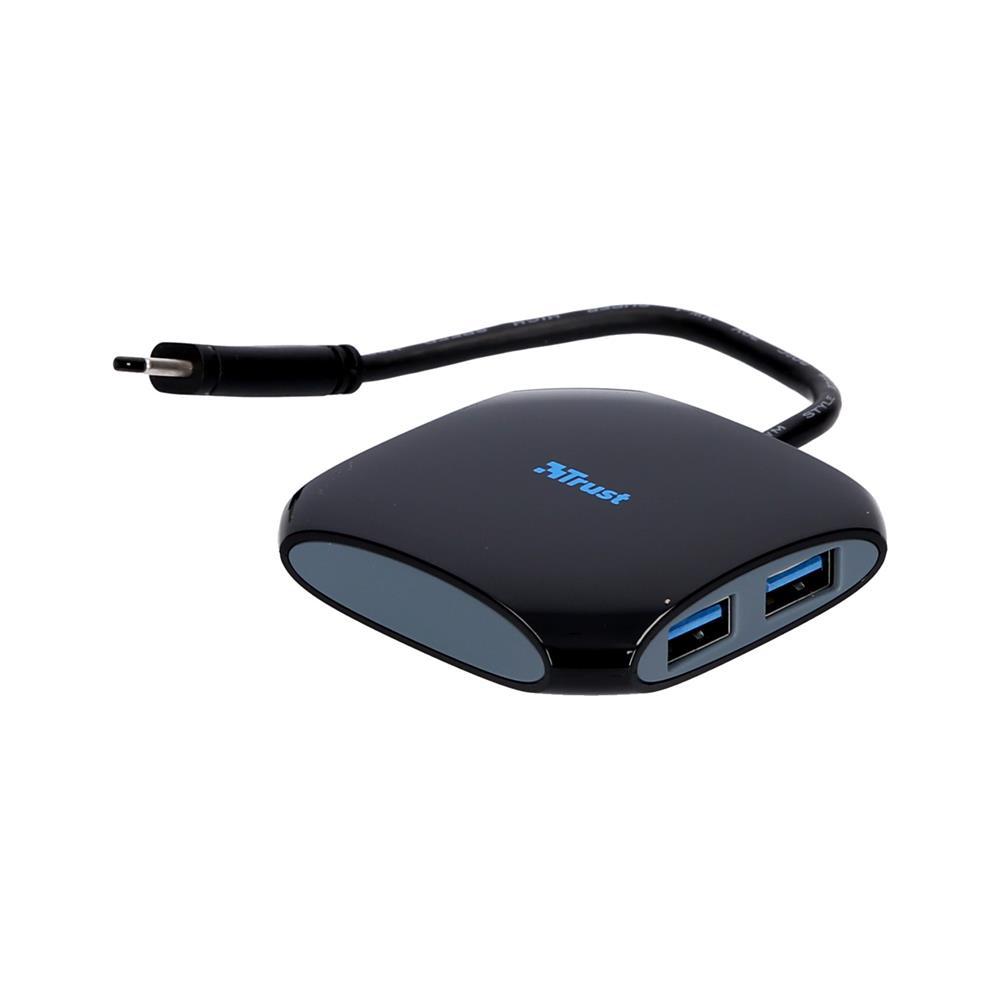 Trust Razdelilnik USB C 4x USB 3.1