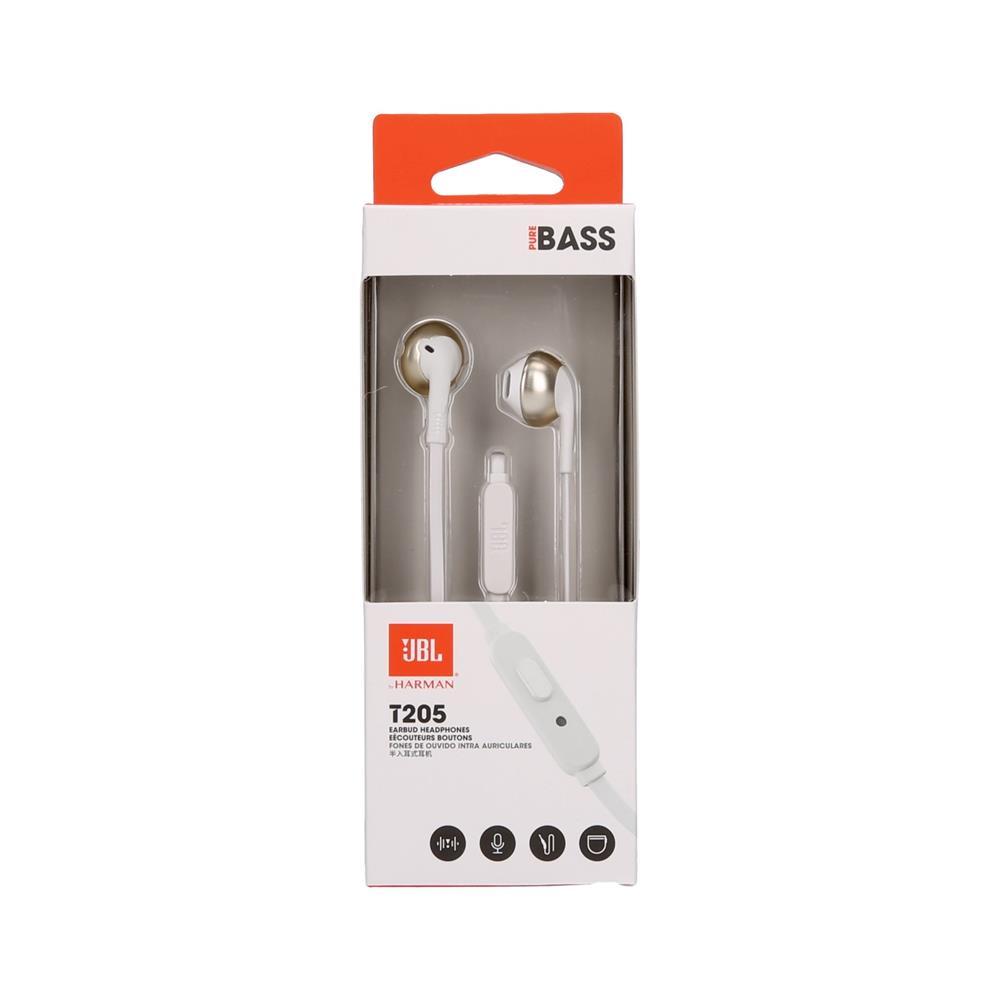 JBL Slušalke T205