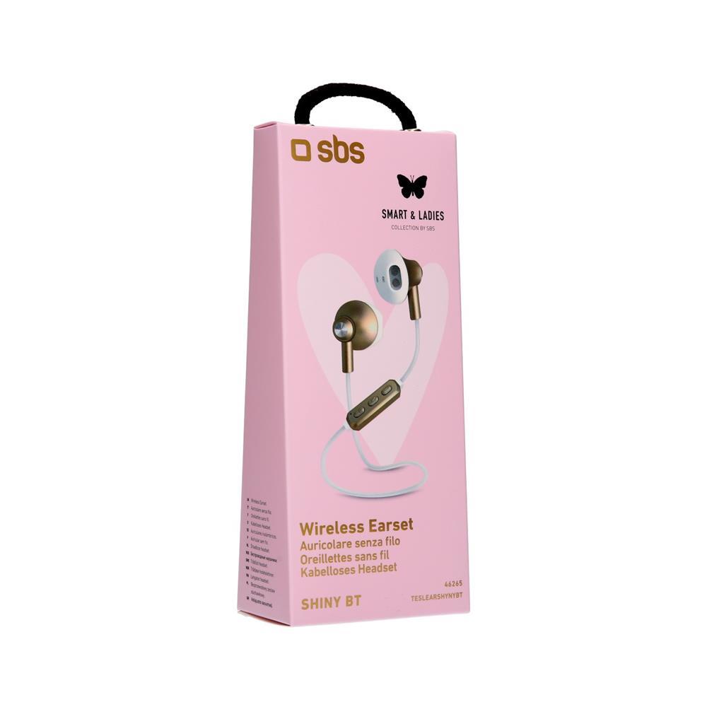 SBS Bluetooth slušalke Shiny (TESLEARSHYNYBT)