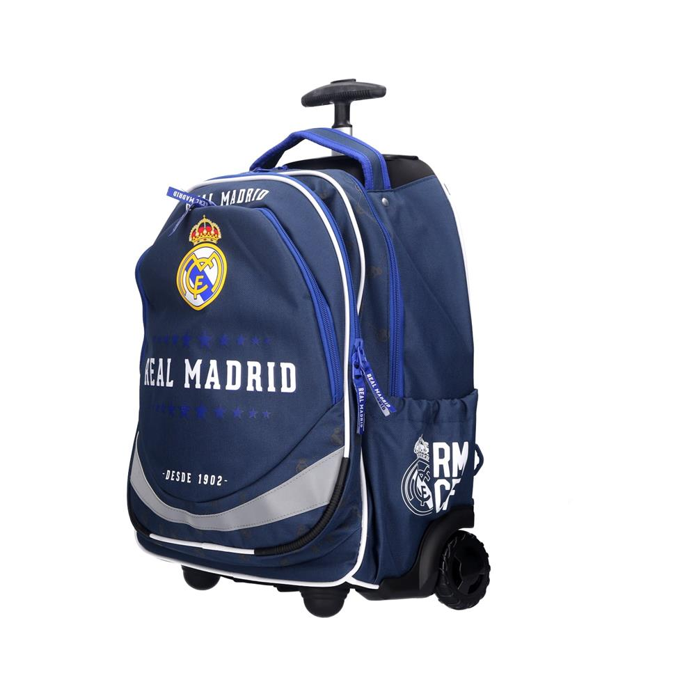 Real Madrid Šolska torba Trolley Real Madrid 1