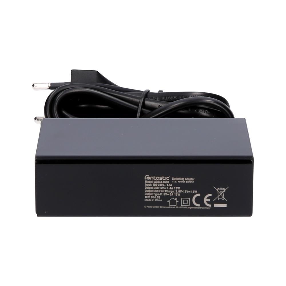 Fontastic USB polnilec 220V Tano
