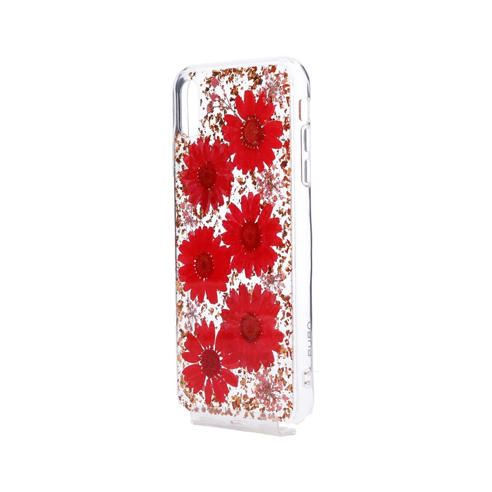 Puro Ovoj TPU Hippie Chic (IPCX65HIPPIEC3RED)