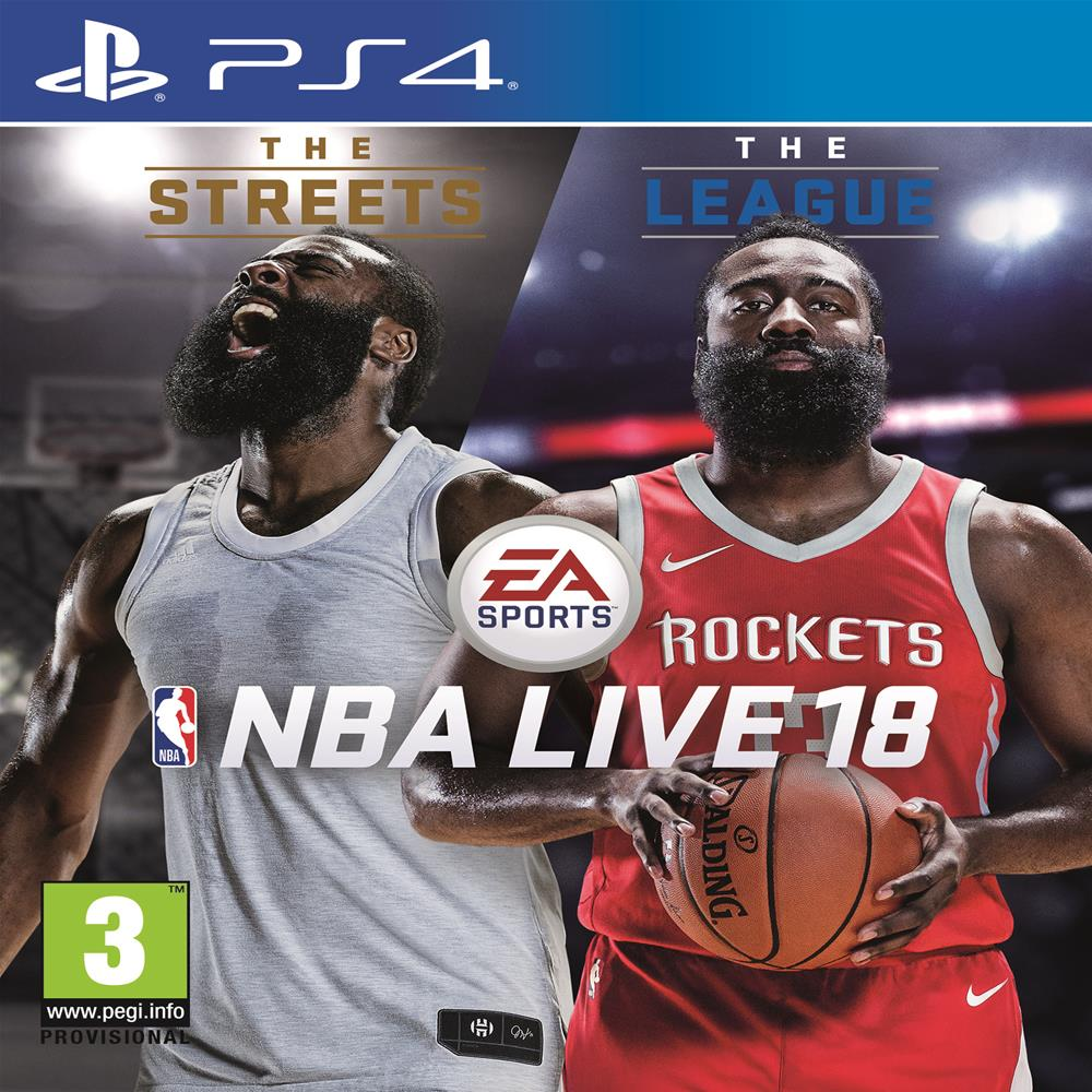 EA Sports Igra NBA Live 18: The One Edition - za PS4
