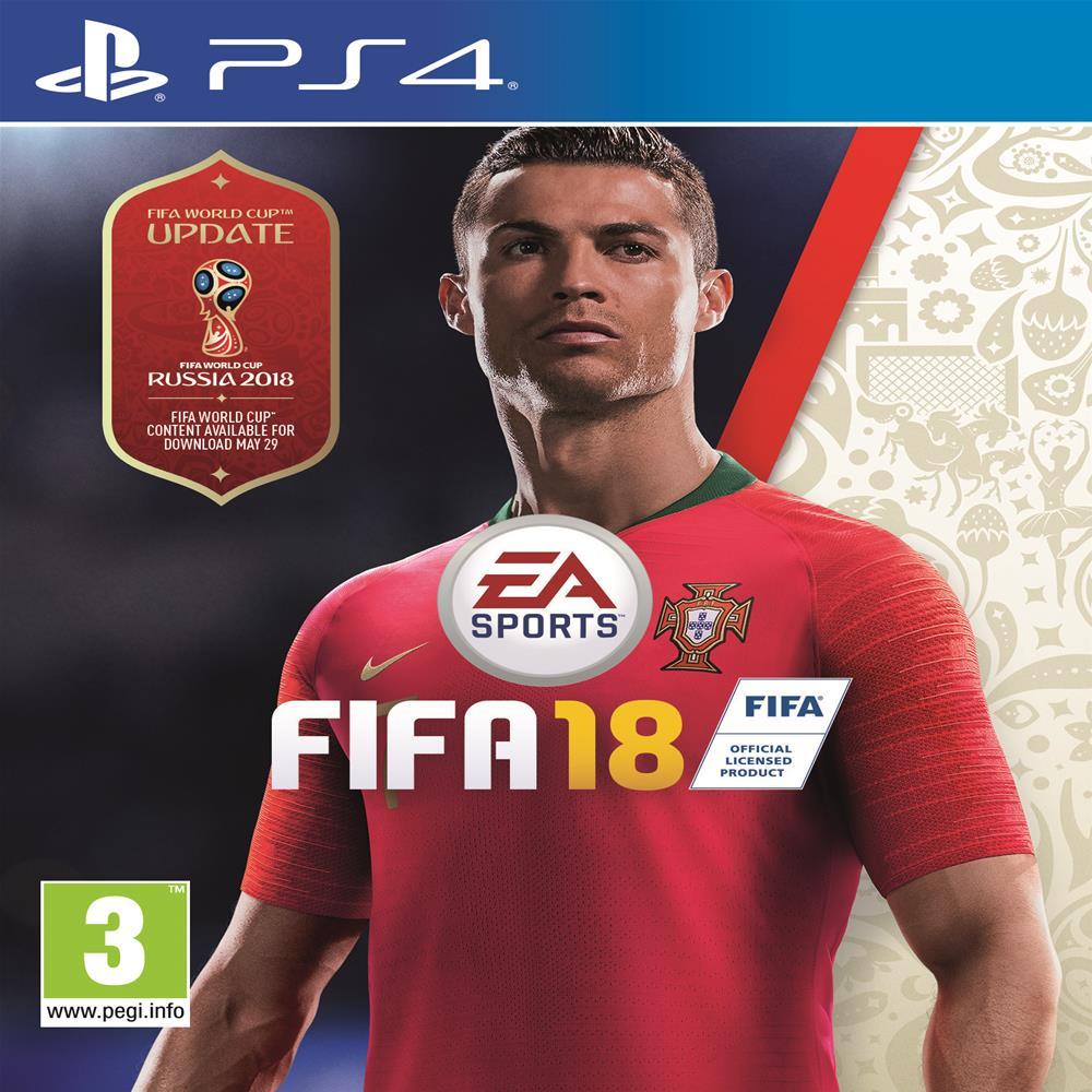 EA Igra FIFA 18 Standard Edition - za PS4
