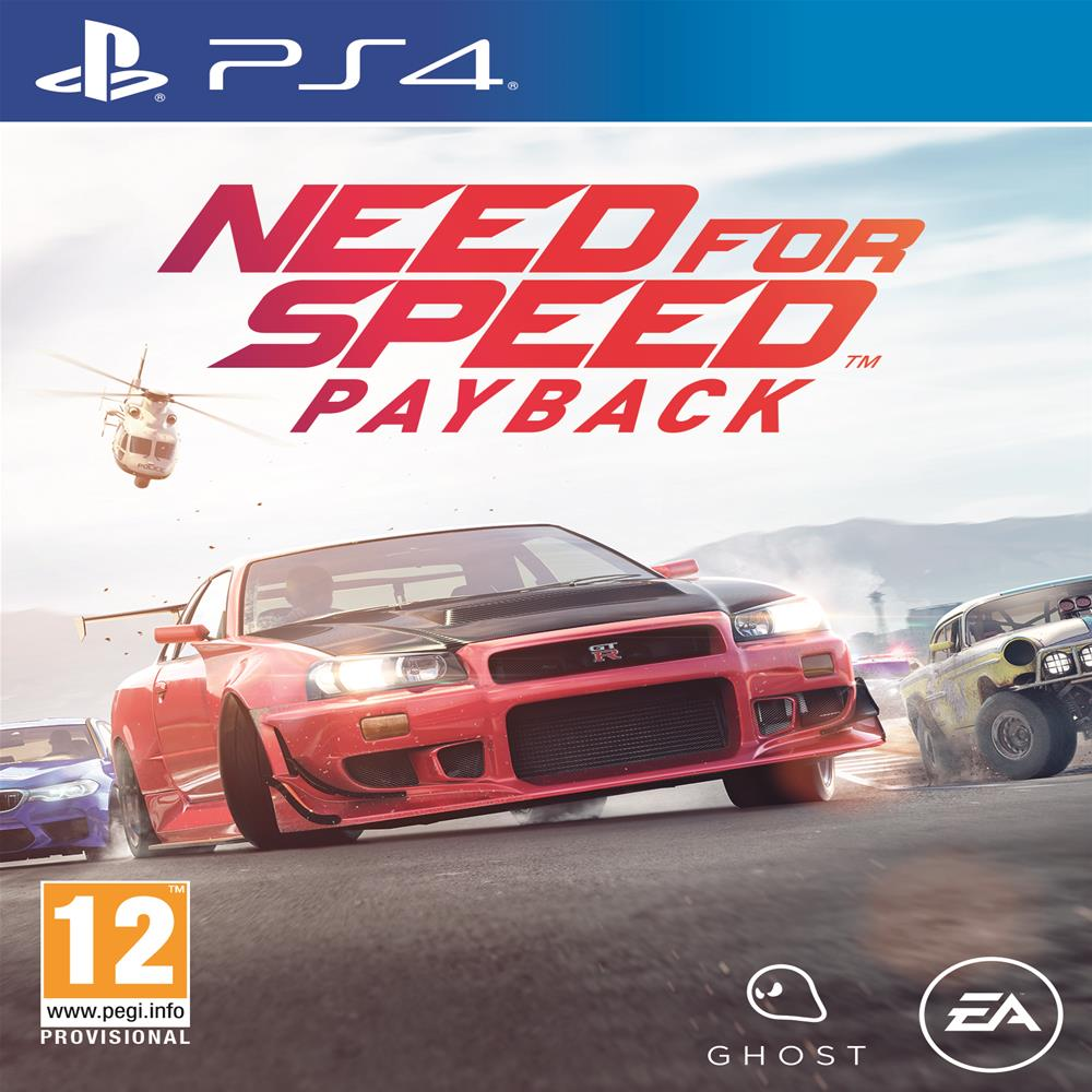 EA Igra Need for Speed Payback - za PS4