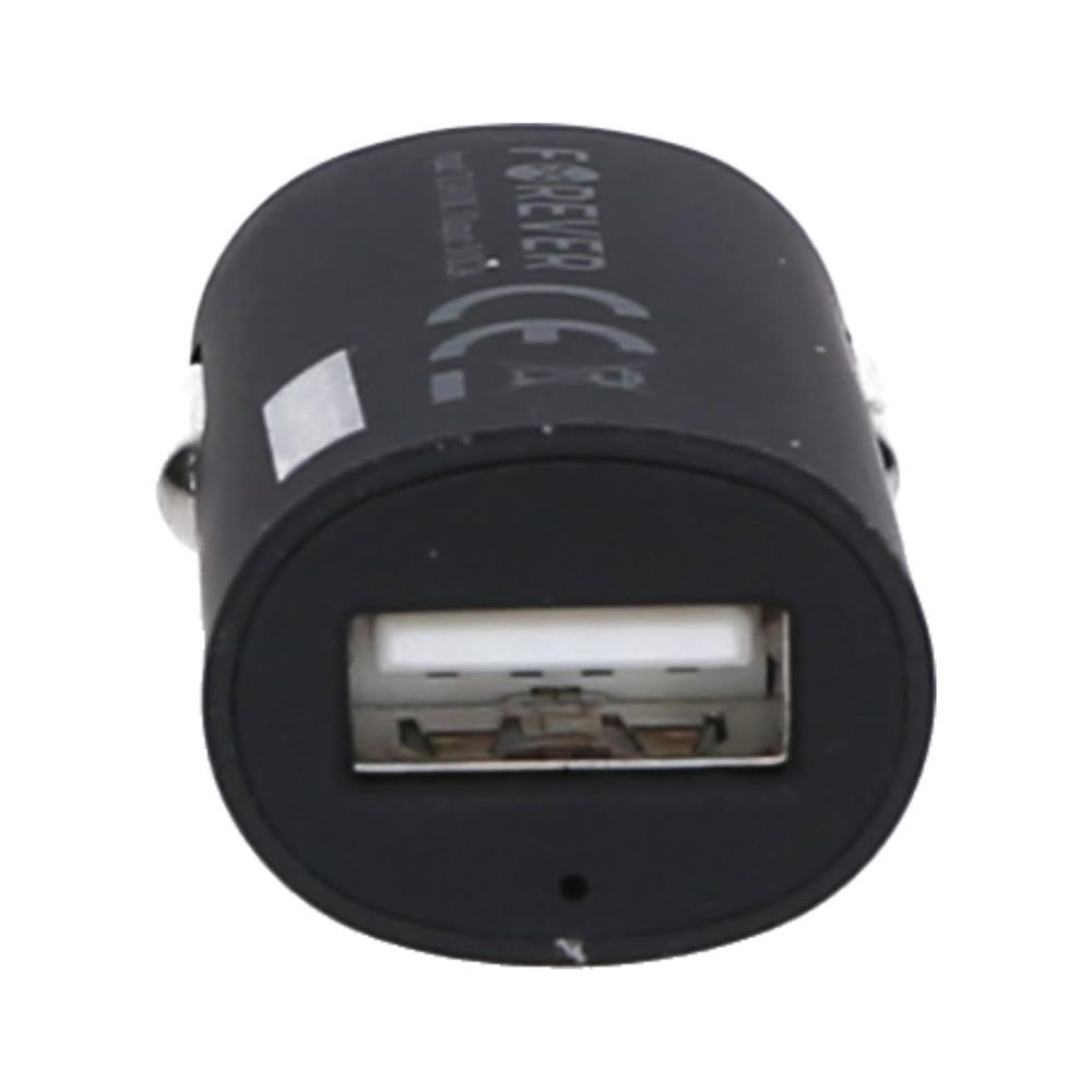 Forever Avto polnilec 12V USB 2A M02