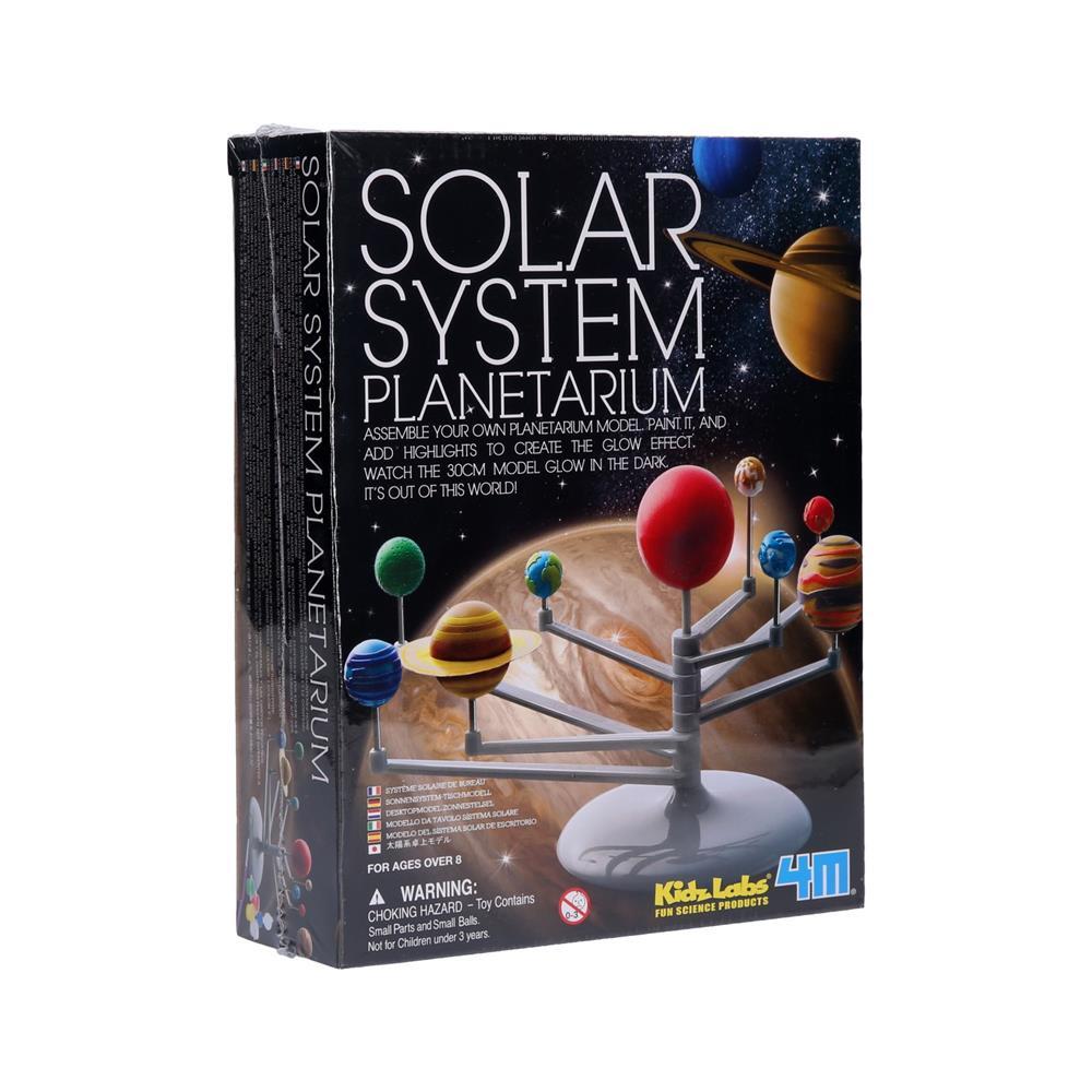 4M Raziskovalni set Sončni sistem in planetarij