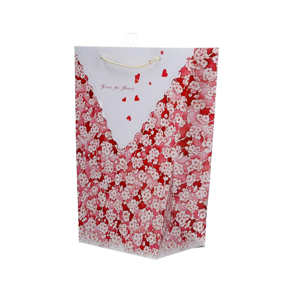 Creative Darilna vrečka Delux rože