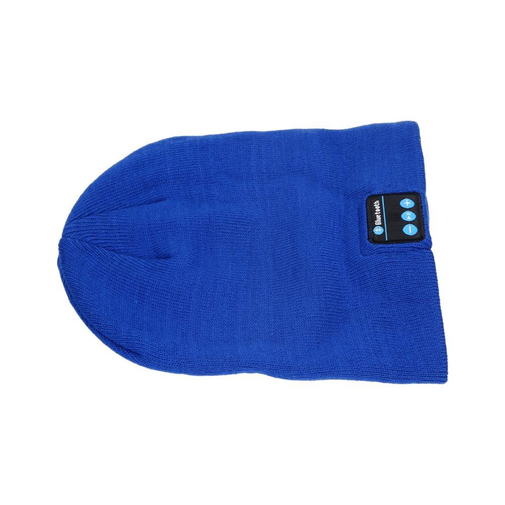 GREENGO Zimska kapa z vgrajenimi bluetooth slušalkami