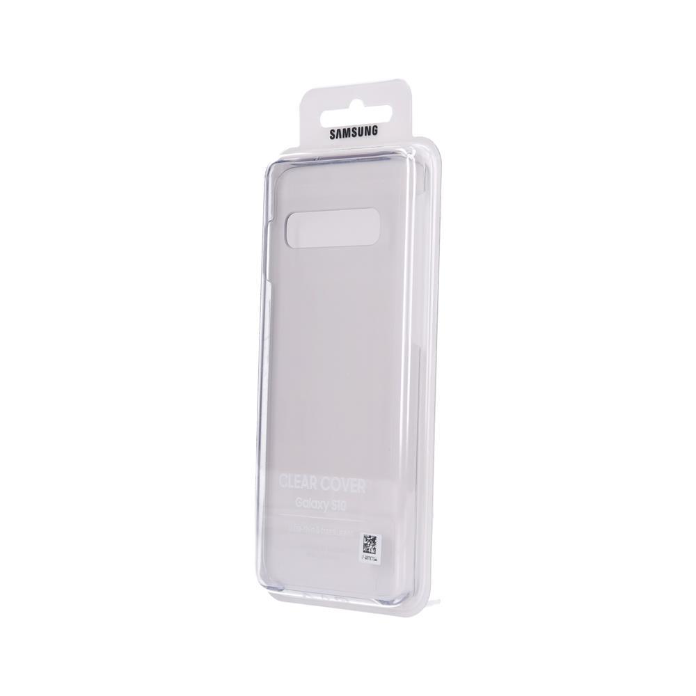 Samsung TPU ovoj Clear (EF-QG973CTEGWW)