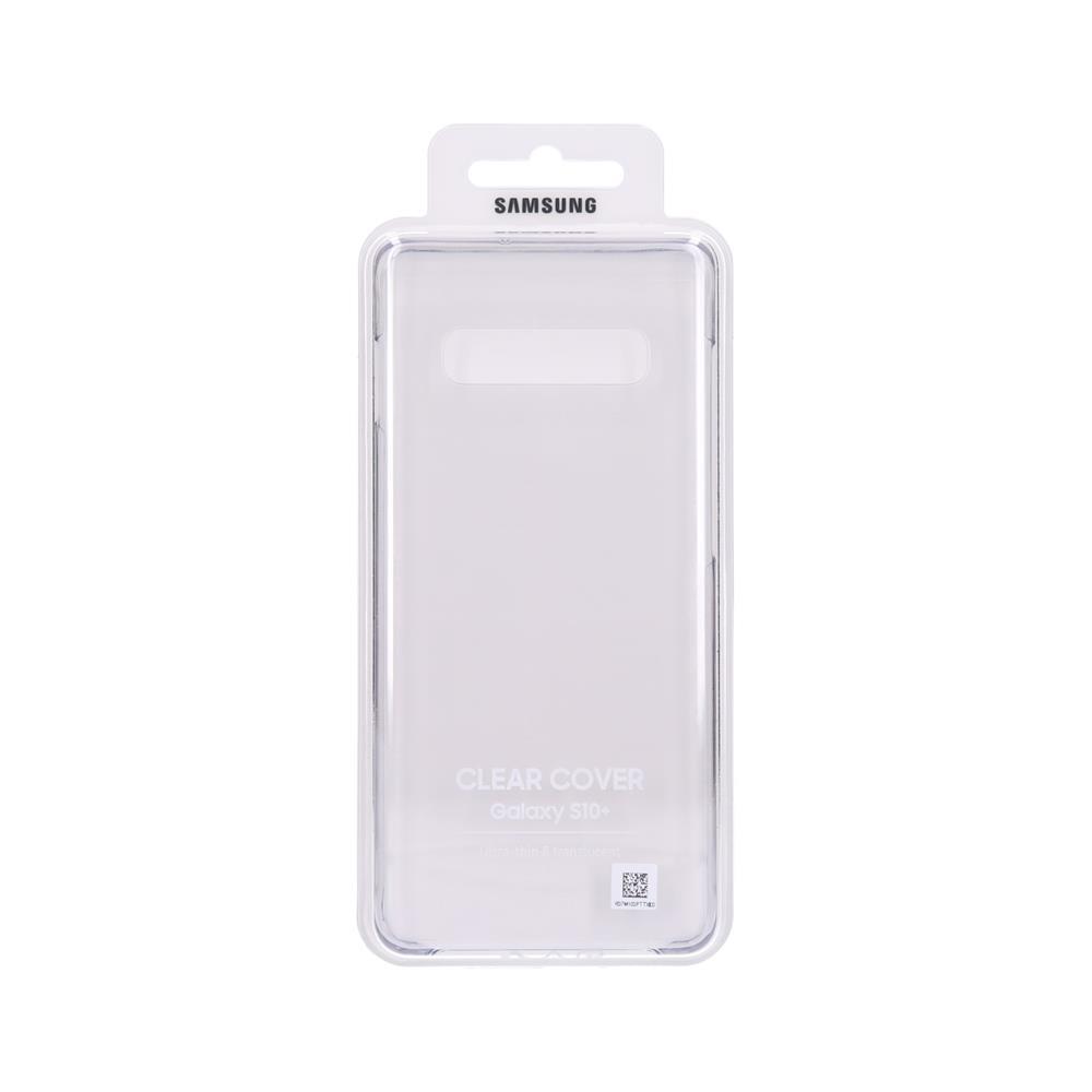 Samsung TPU ovoj Clear (EF-QG975CTEGWW)