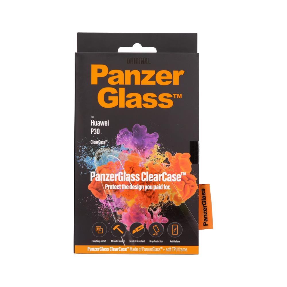 PanzerGlass Silikonski ovoj Clear Case