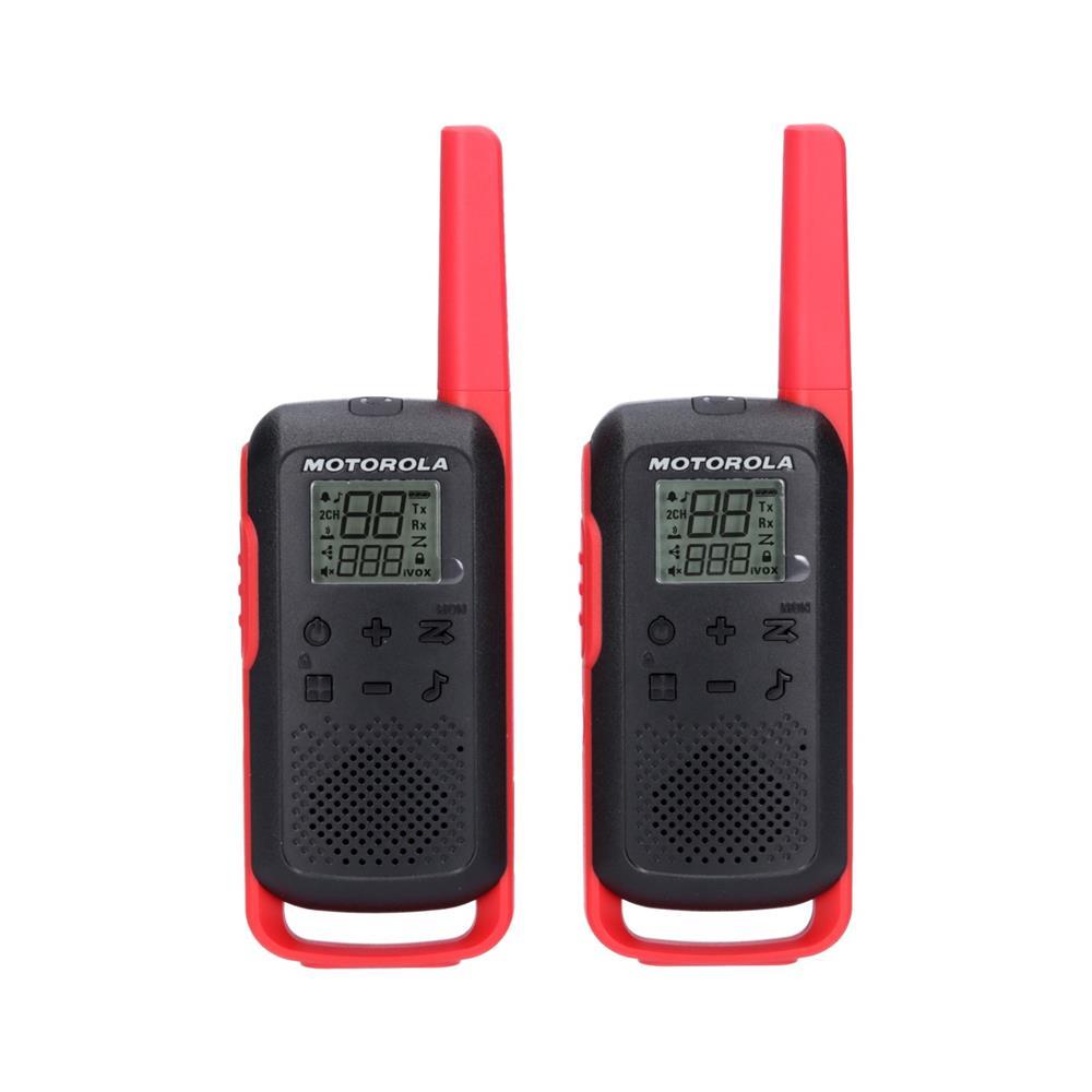 Motorola Walkie Talkie T62