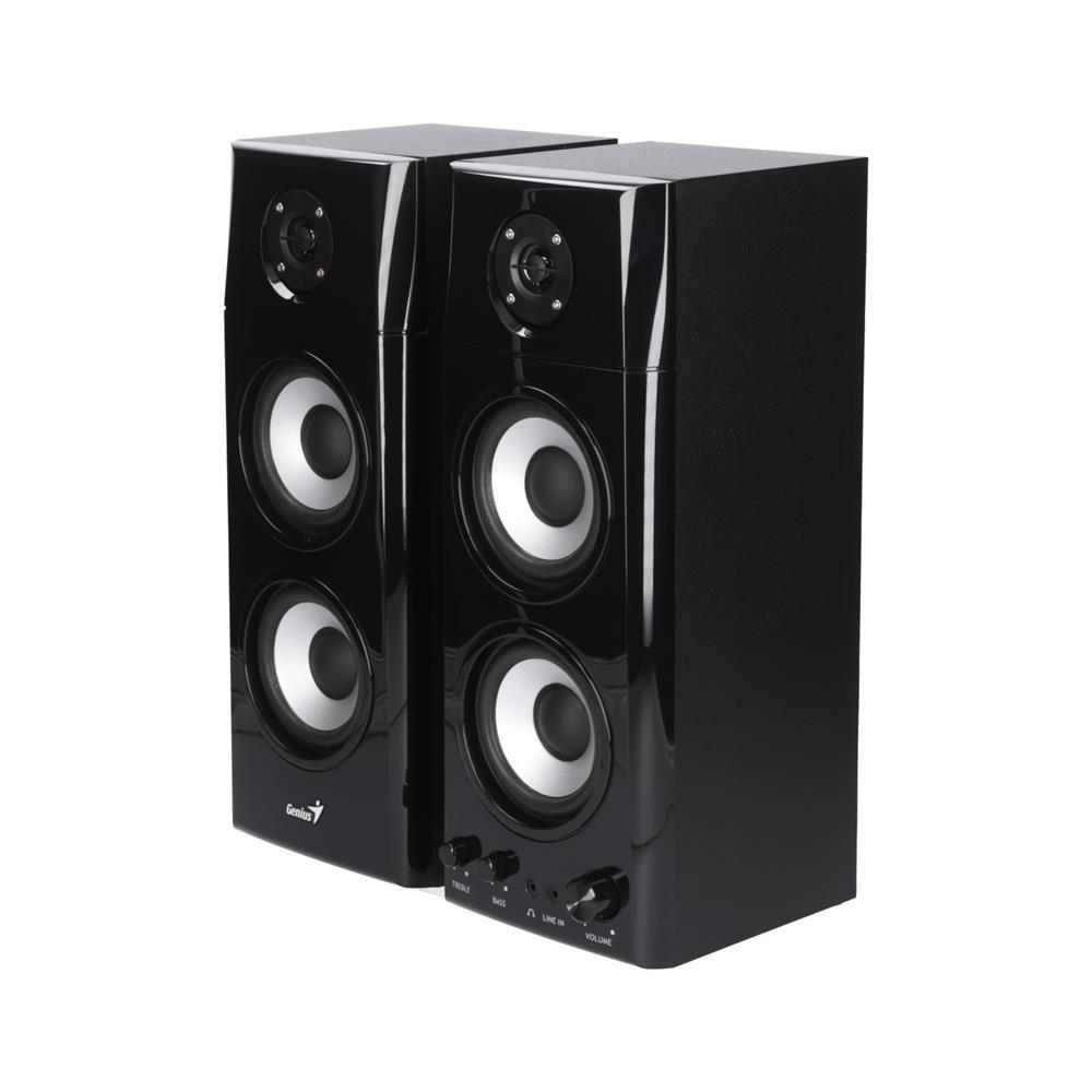 Genius Stereo leseni zvočniki SP-HF1800A