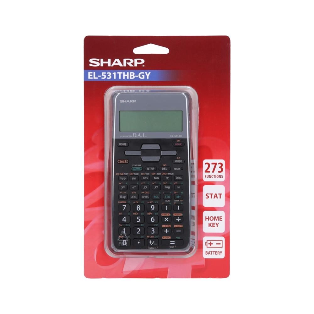 Sharp Kalkulator EL531THBGY