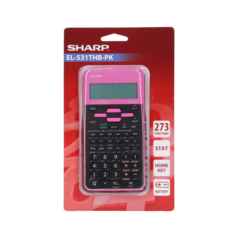 Sharp Kalkulator EL531THBPK