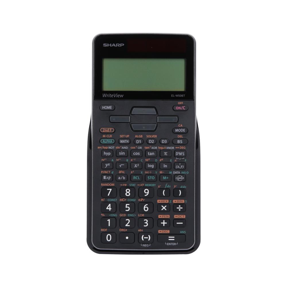 Sharp Kalkulator ELW506TGY