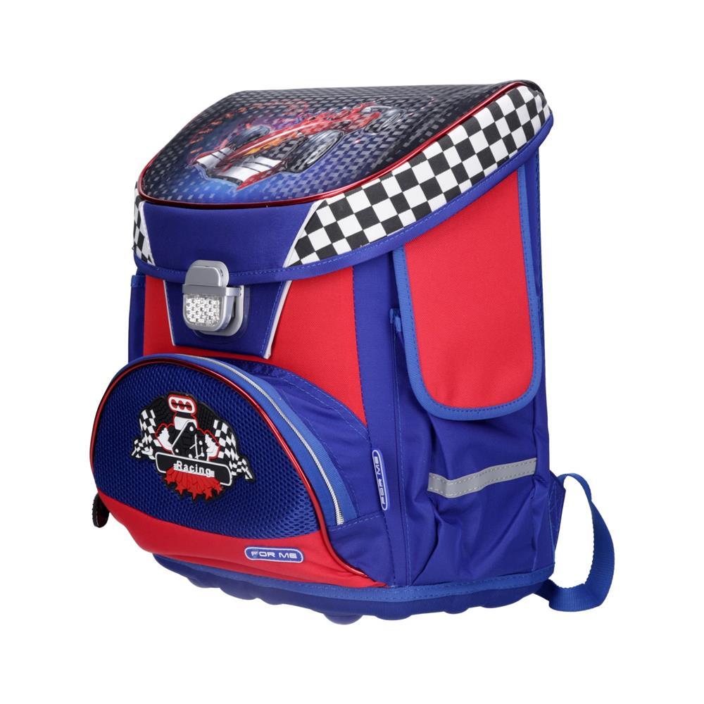 UNIVERZAL Šolska torba ABC ERGO Formula FSB152110