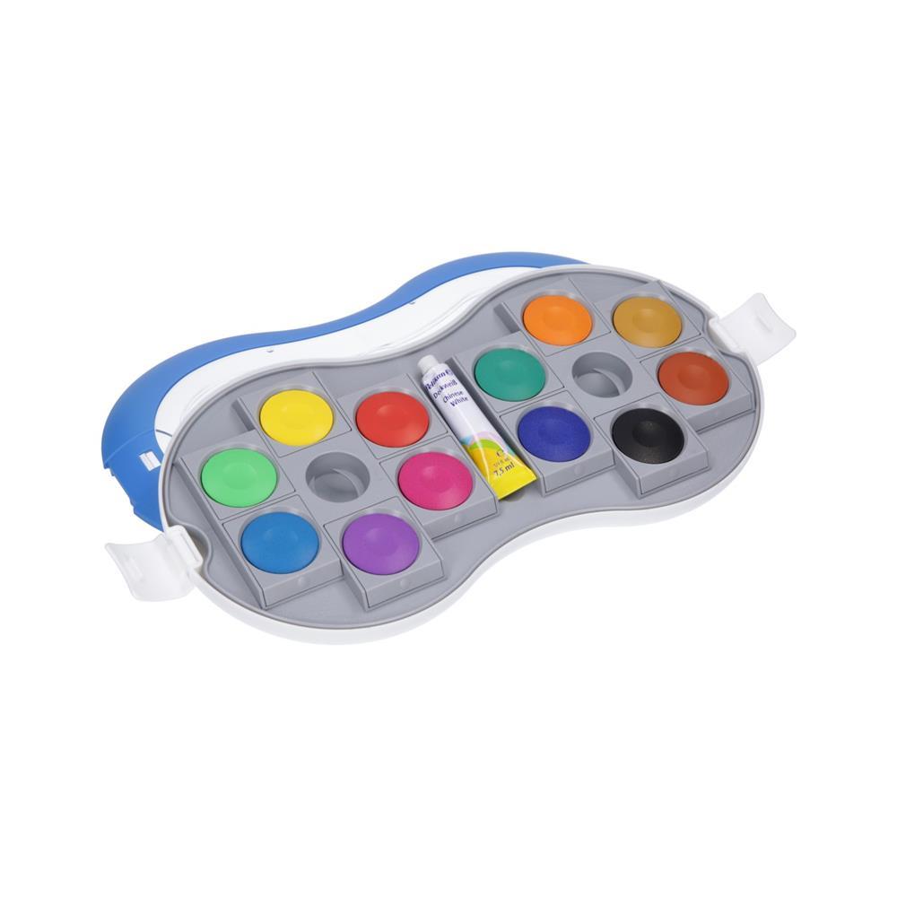 Pelikan Akvarel barvice Space+ z belo tempero (724617)