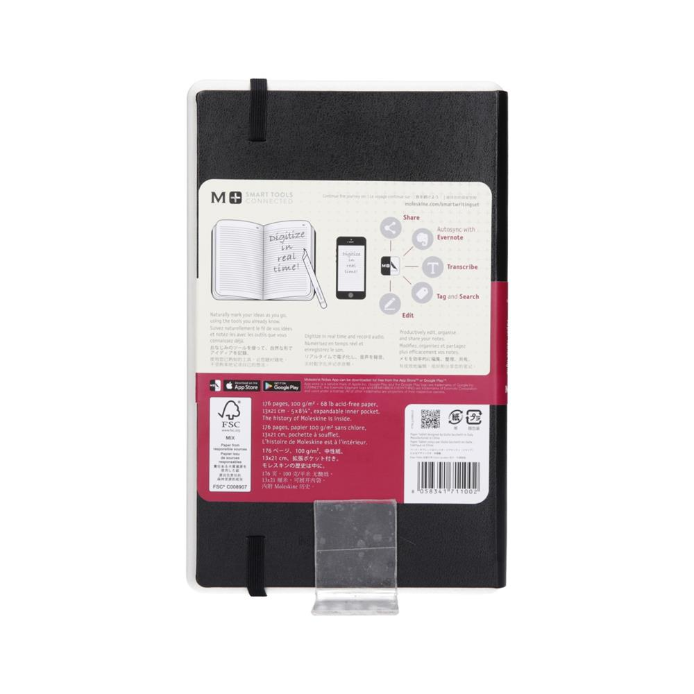 MOLESKINE Pametni blok LG01 Ruled Hard (M-711002)