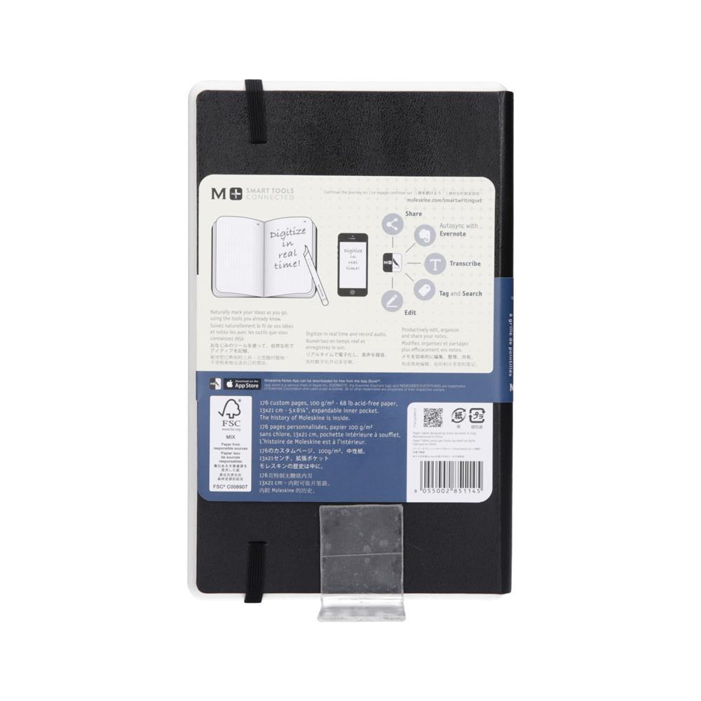 MOLESKINE Pametni blok LG01 Dotted Hard (M-851145)