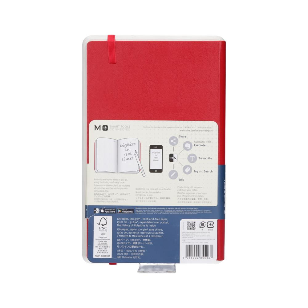 MOLESKINE Pametni blok LG01 Dotted Hard (M-855167)