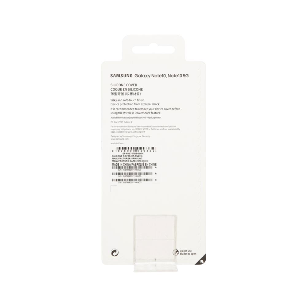 Samsung Silikonski ovoj (EF-PN970TBEGWW)