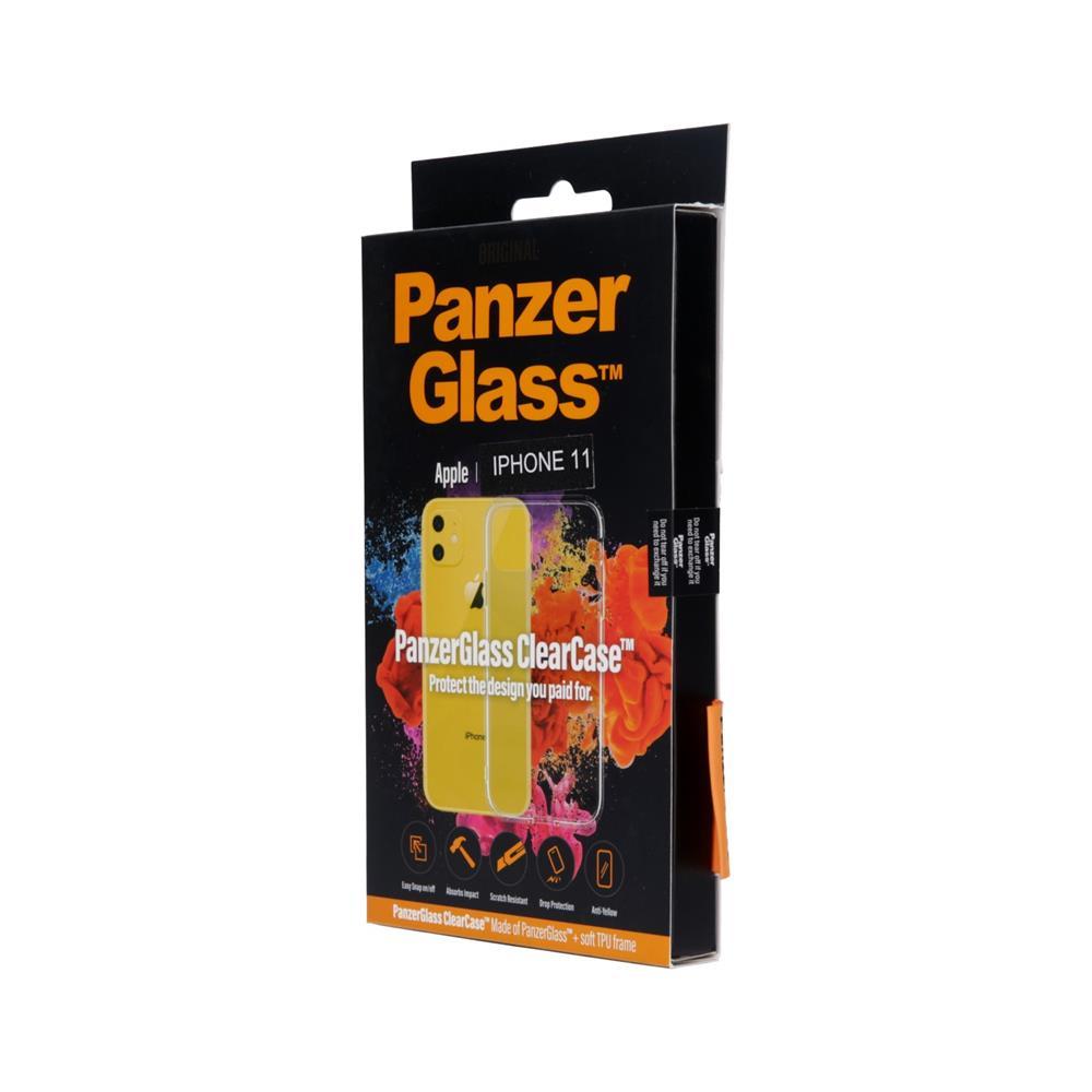 PanzerGlass Zaščitno steklo za ekran in silikonski ovoj