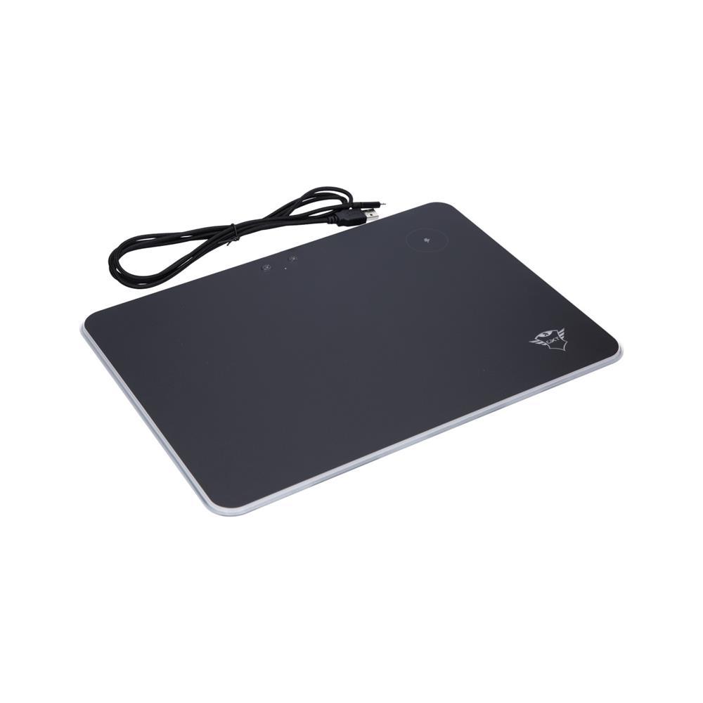 Trust Podloga za miško GXT 750 Qlide z brezžičnim polnilcem