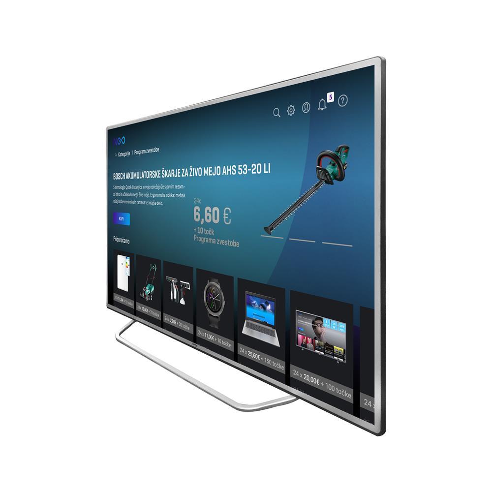 Fox Electronics 50DLE888 4K