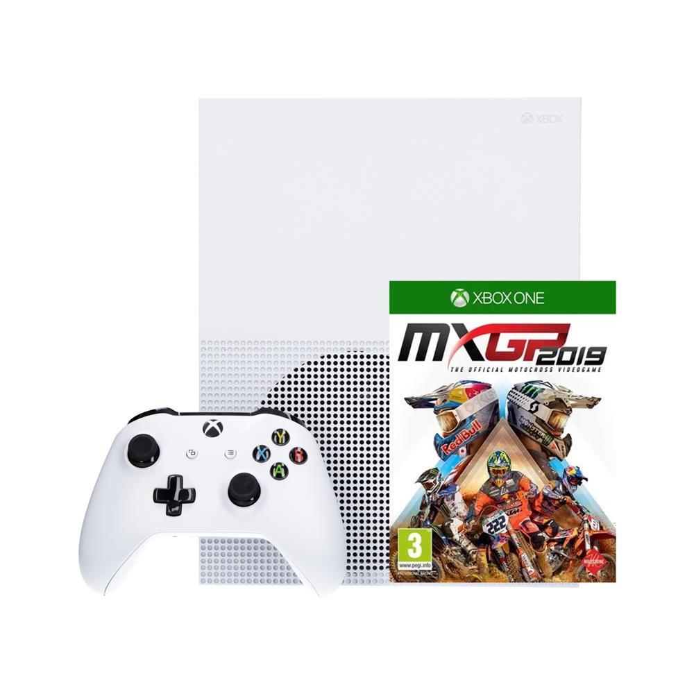 Microsoft XBOX S in igra MXGP 2019