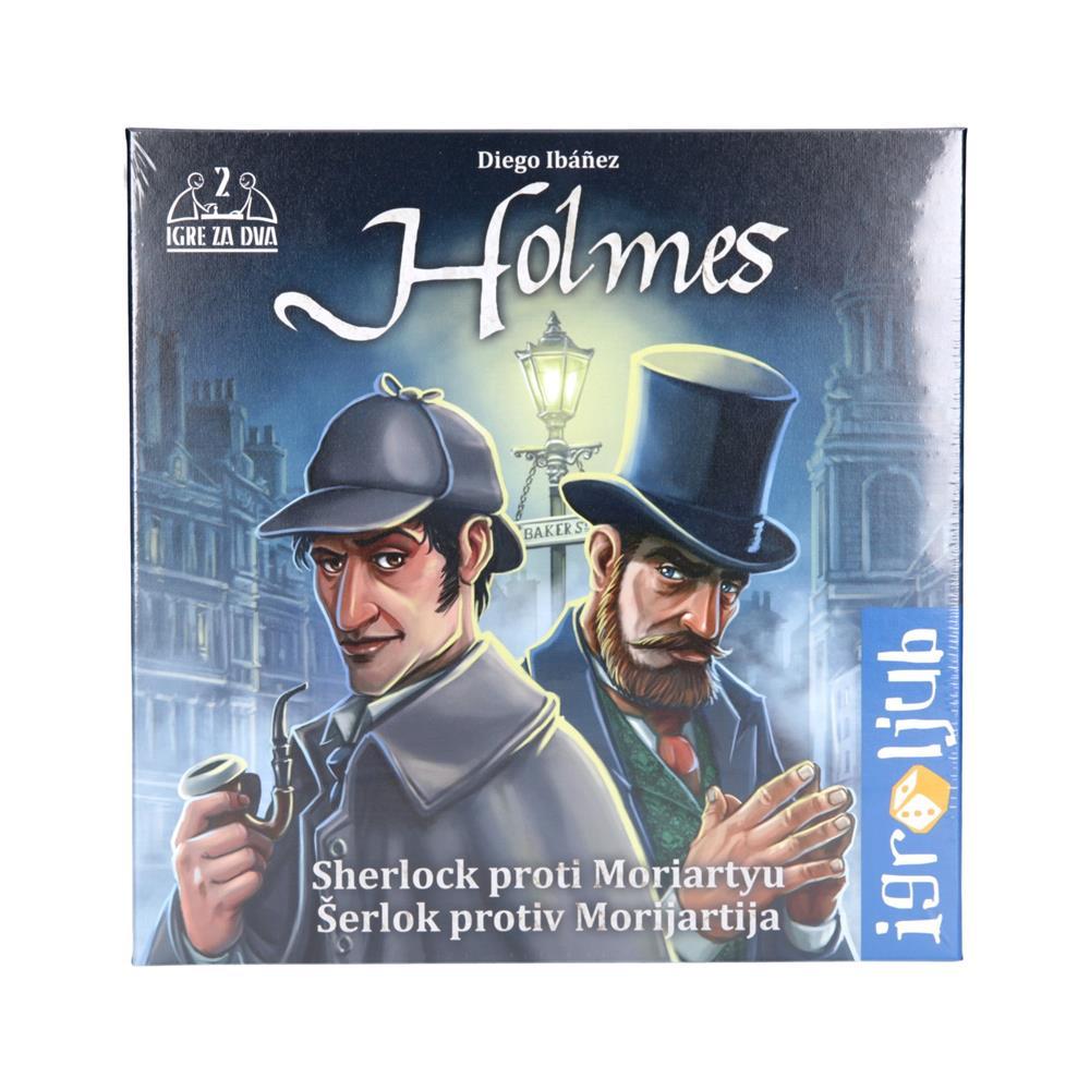 Igroljub Družabna igra Holmes (Sherlock proti Moriartyu)
