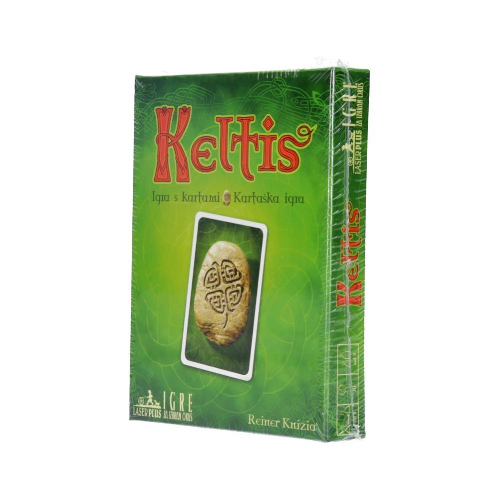Igroljub Družabna igra s kartami Keltis