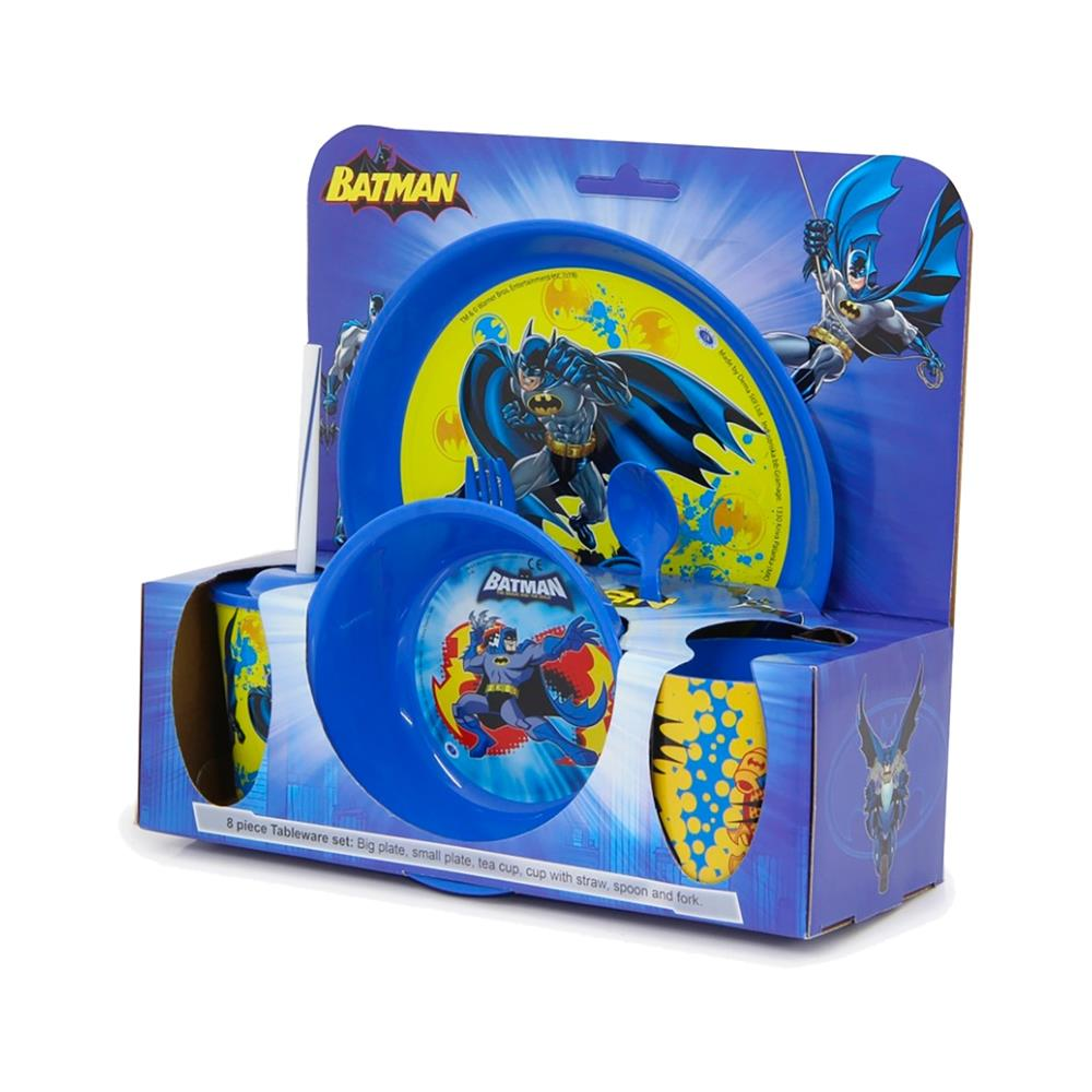 Jamara Otroški jedilni set Batman