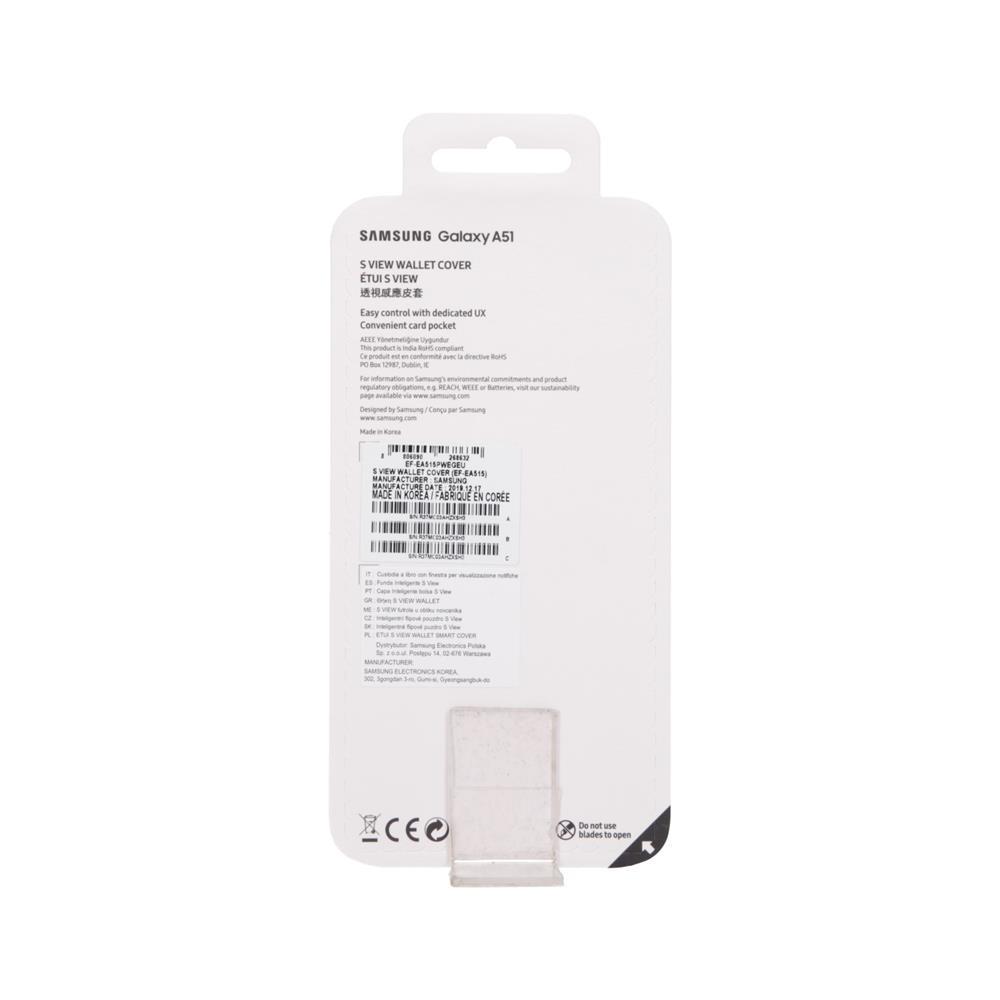 Samsung Preklopna torbica S View (EF-EA515PWEGEU)