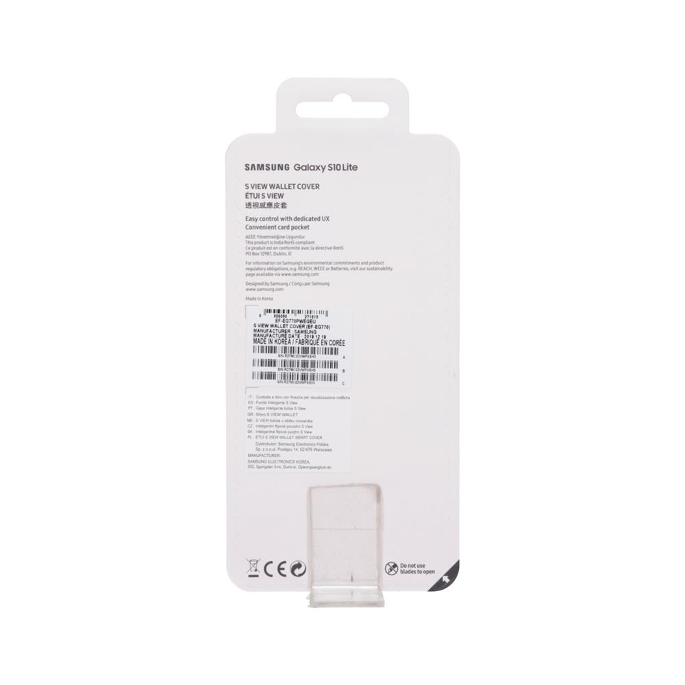 Samsung Preklopna torbica S View (EF-EG770PWEGEU)