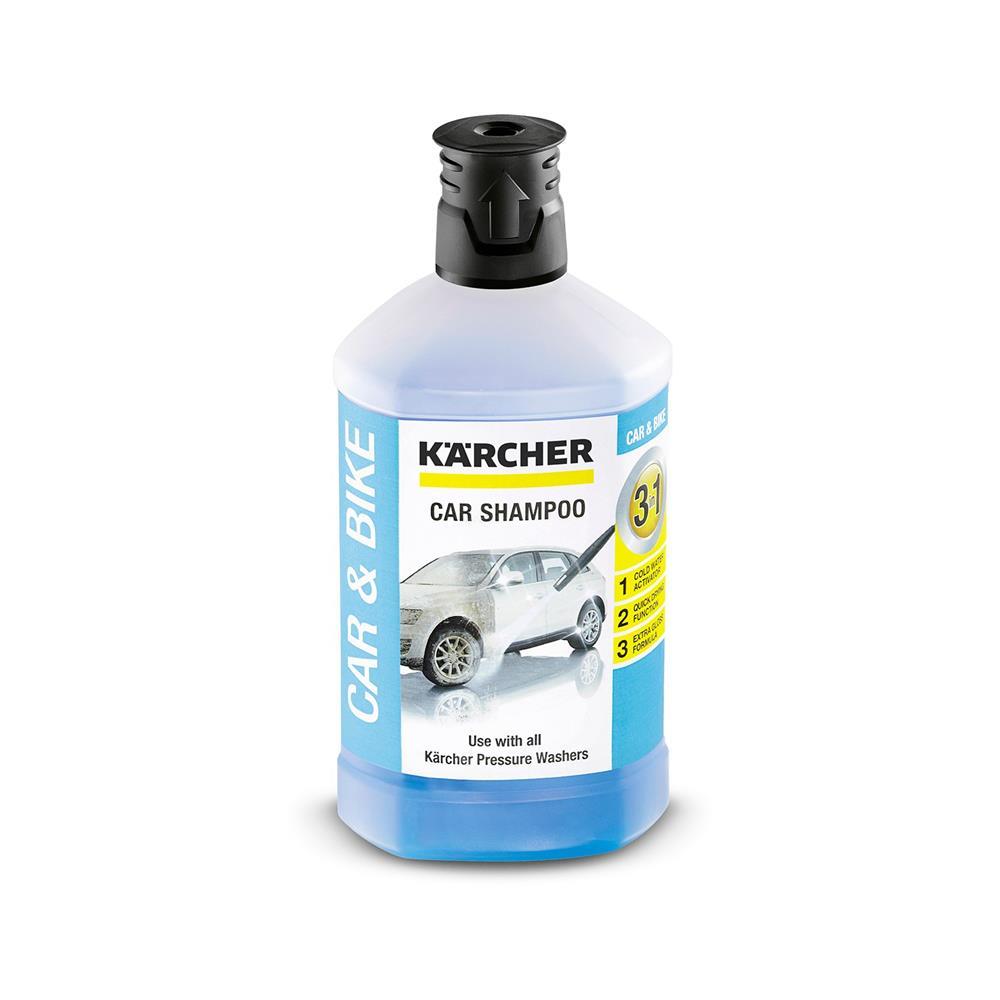 Kärcher Šampon za pranje avtomobila 3-v-1