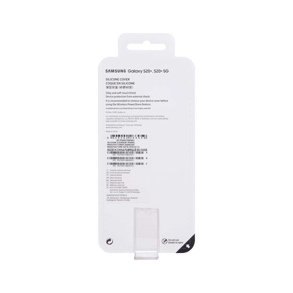 Samsung Silikonski ovoj (EF-PG985TBEGEU)