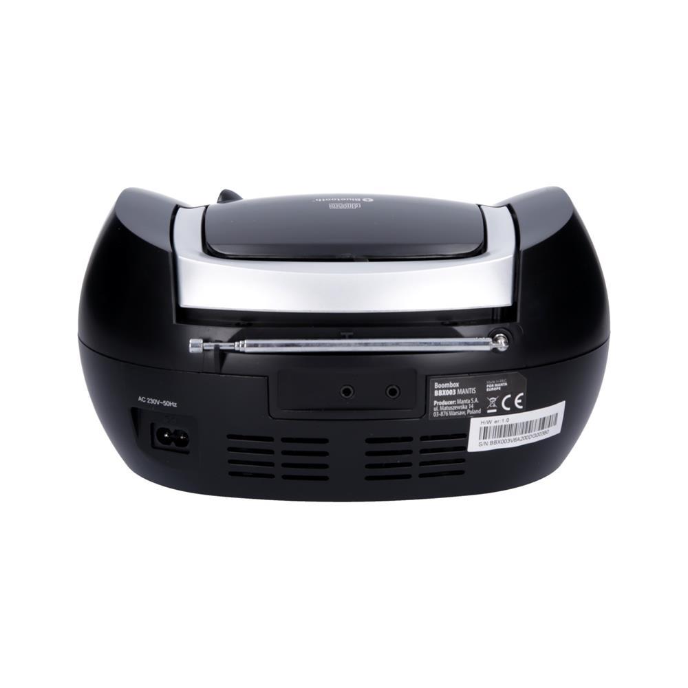 MANTA Prenosni radio BBX003