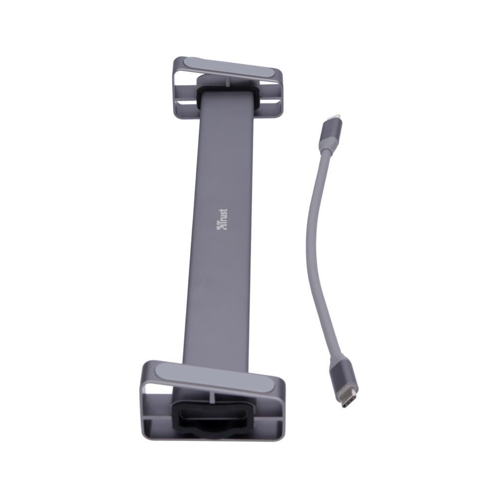 Trust Razdelilnik 10 portni Dalyx Aluminium 10-in-1 USB-C