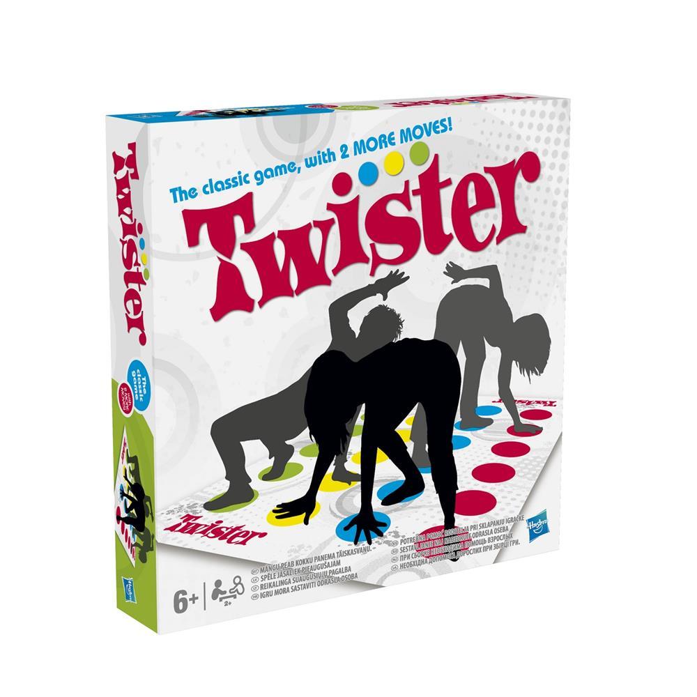 Dexyco Družabna igra Twister