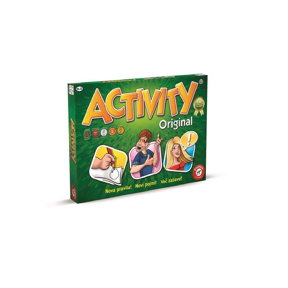 Dexyco Družabna igra Activity Original SLO (440 kart)