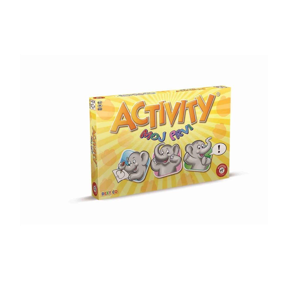 Dexyco Družabna igra Activity moj prvi SLO