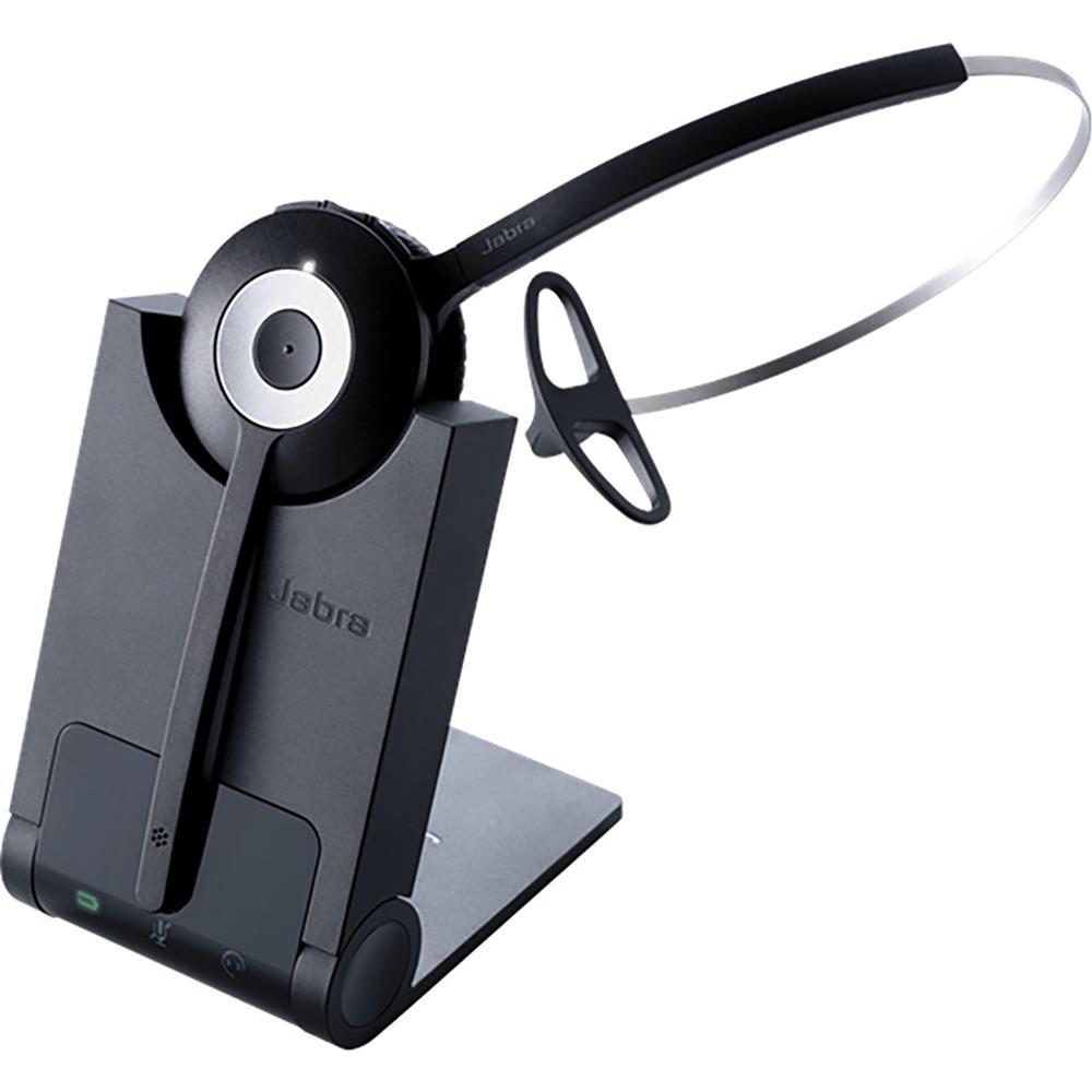 Jabra Brezžične naglavne slušalke PRO 920 MONO DECT