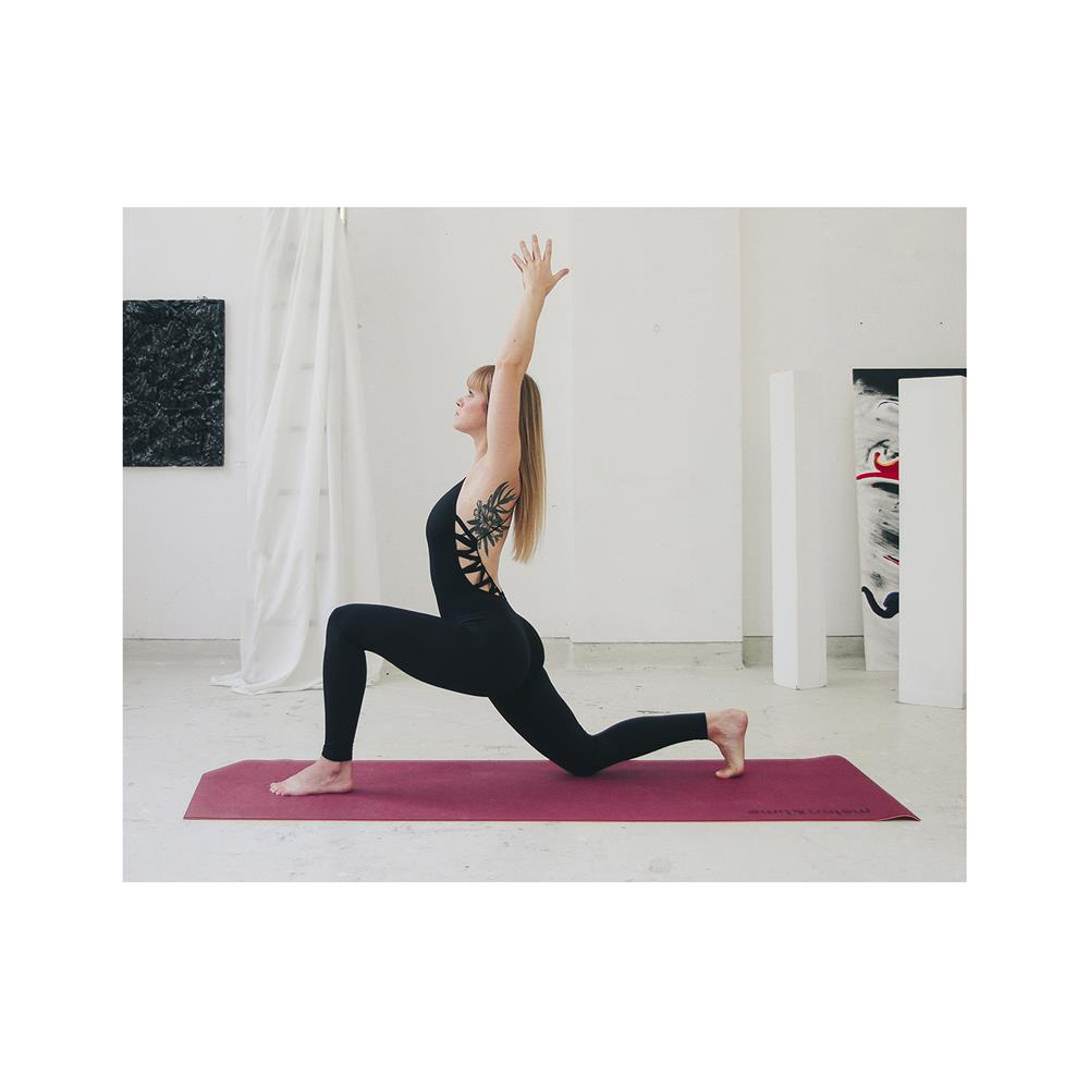 Melon & Lime Osnovna oprema za vadbo joge Plum